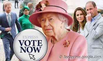 Royal poll: Who has been the best role model during COVID crisis? VOTE HERE