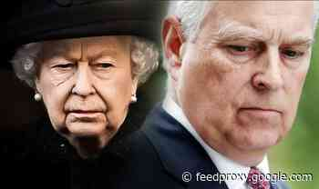 Royal SNUB: Queen forced to slap down furious Prince Andrew's desperate plea for daughters