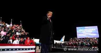 Somehow Donald Trump's dancing to YMCA has got even worse
