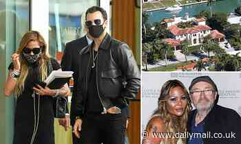Phil Collins ex Orianne Cevey 'REFUSES to leave Miami mansion and demands he pay her $20 MILLION'