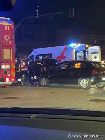 NICHELINO - Brutto incidente nella serata alla Crociera - TorinoSud