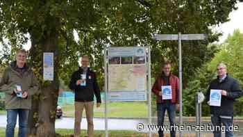 Neuer Premiumwanderweg: Nette-Romantikpfad eingeweiht - Andernach & Mayen - Rhein-Zeitung