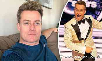 Grant Denyer is forced to deny rumours he's returning to Channel Seven