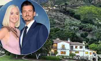 Katy Perry and Orlando Bloom snap up $14.2 million Montecito compound