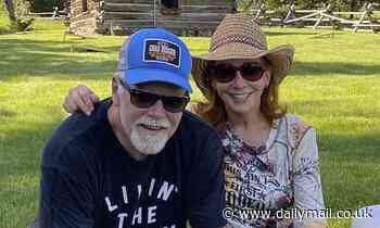 Reba McEntire dubs new beau Rex Linn her 'Sugar Tot' as they relax together in Montana