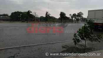 Llegaron las precipitaciones al departamento San Martín: no llovía desde marzo - Nuevo Diario de Santiago del Estero