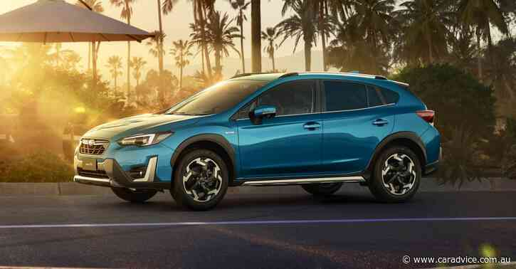 2021 Subaru XV price and specs: Prices rise on mid-life update