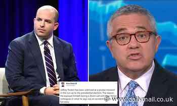 CNN's Brian Stelter mocked for calling Jeffrey Toobin's online masturbation scandal an 'accident'