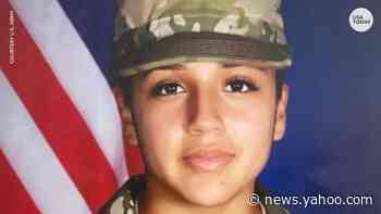 Vanessa Guillén, Fort Hood soldier who went missing in April, died 'in the line of duty,' Army says