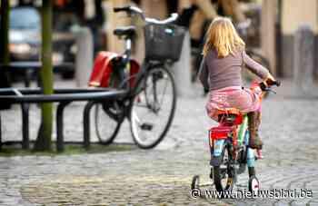 Kinderfietsen kan je voortaan ontlenen voor een vriendenprijsje - Het Nieuwsblad