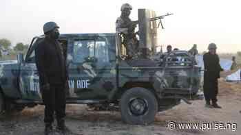 Military air strikes kill several terrorists in Borno - Pulse Nigeria