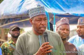 Borno Govt Approves Recruitment Of 776 New Teachers - Leadership Newspaper