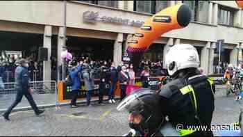 Giro d'Italia, da Udine le immagini della partenza - Sport - Agenzia ANSA