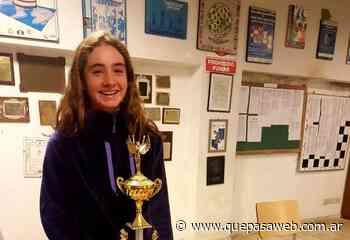 Una joven de la Escuela de Ajedrez de Villa Martelli logró el subcampeonato en el Mundial Escolar - Que Pasa Web