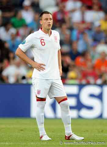 On this day in 2012: John Terry ends England career - FourFourTwo