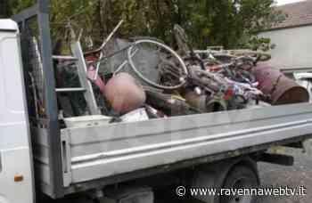Cotignola: una raccolta di ferro e oggetti da mercatino per aiutare chi ha bisogno - Ravennawebtv.it