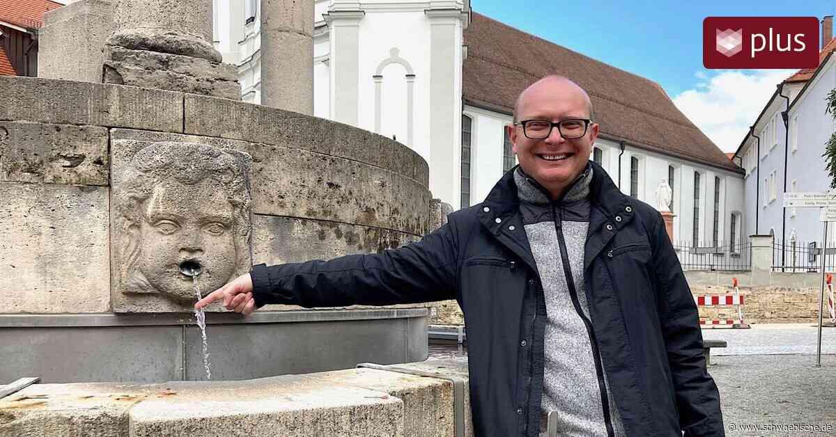 Pater Hubert Vogel bleibt zwei Jahre in Bad Waldsee - Schwäbische