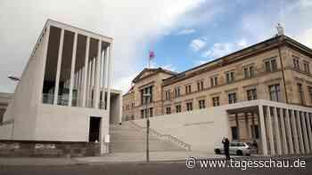 Berliner Museumsinsel: Mindestens 70 Exponate beschädigt