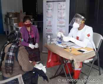 La Cruz Roja ve en la pandemia una oportunidad para combatir las brechas en América - Yahoo Noticias España