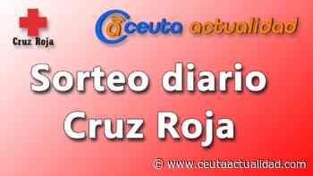 Número premiado en el sorteo de la Cruz Roja (20.10.2020) - Ceuta Actualidad