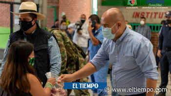 Alcalde de Quinchía, segundo mandatario de Risaralda con covid-19 - ElTiempo.com