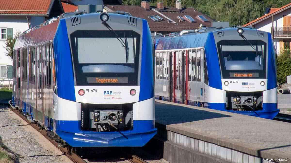BRB und Alstom spielen Softwareupdate bei Lint-Zügen auf - Merkur.de