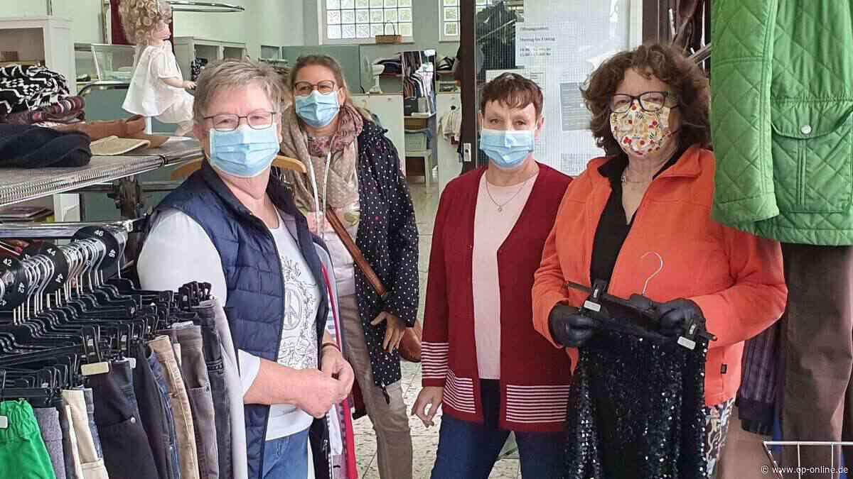 Dietzenbach: Secondhandware des DRK-Kleiderladens ist begehrt - op-online.de