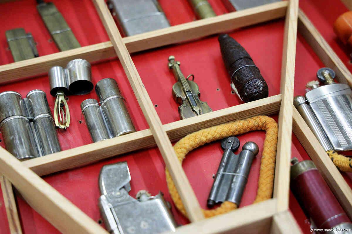 Warum Riesa 1.240 Feuerzeuge bekommt - Sächsische Zeitung