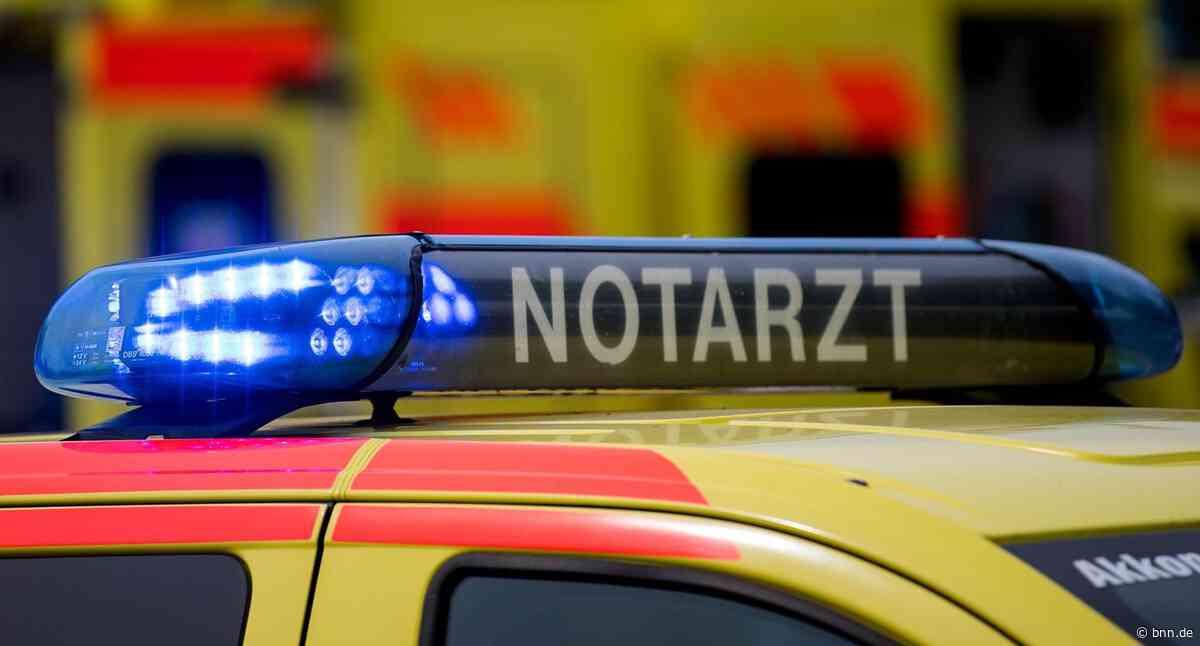 Mann stirbt in Illingen - BNN - Badische Neueste Nachrichten
