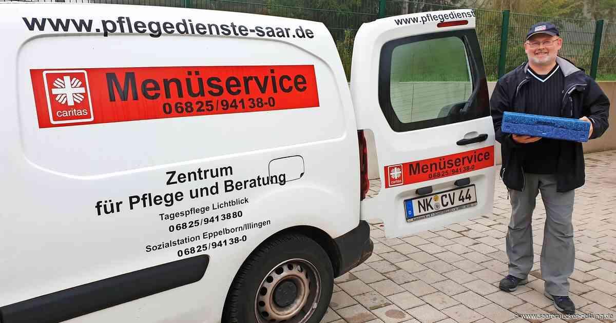 Caritas-Sozialstation Eppelborn-Illingen erweitert ihren Mahlzeiten-Lieferservice - Saarbrücker Zeitung