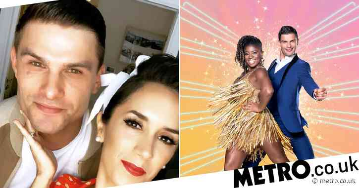 Aljaž Škorjanec insists splitting from wife Janette Manrara for Strictly Come Dancing 2020 is a 'small sacrifice'