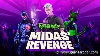 Fortnitemares 2020 brings back Midas and introduces new challenges