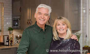 Phillip Schofield reveals sentimental family home feature