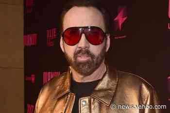 Nicolas Cage says he once won $20,000 at a casino, donated it to an orphanage, and 'never gambled again' - Yahoo News