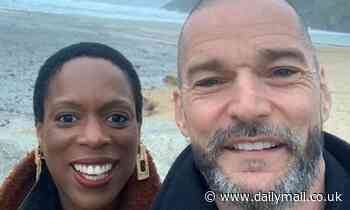 First Dates star Fred Sirieix shares a rare glimpse of his fiancée