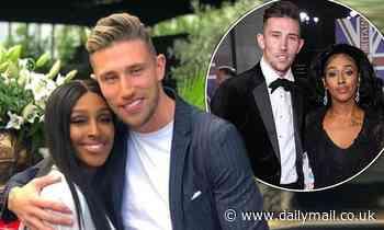Alexandra Burke SPLITS from footballer Angus MacDonald after 15 months of dating