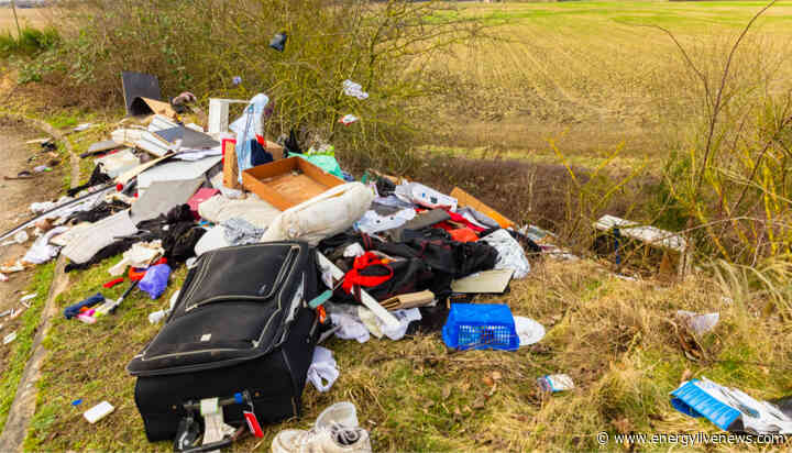 New taskforce formed to tackle waste crime in the UK