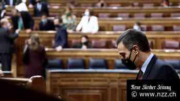 Spaniens Rechtspopulisten reichen Misstrauensantrag gegen Regierungschef Pedro Sánchez ein