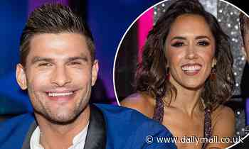 Strictly's Aljaz Skorjanec discusses 'the sacrifice' of living away from his wife Janette Manrara