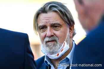 Montpellier : Laurent Nicollin met les choses au clair concernant un joueur