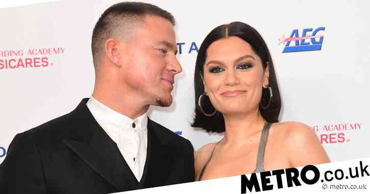 Jessie J confirms she's single after Channing Tatum split and she's loving life