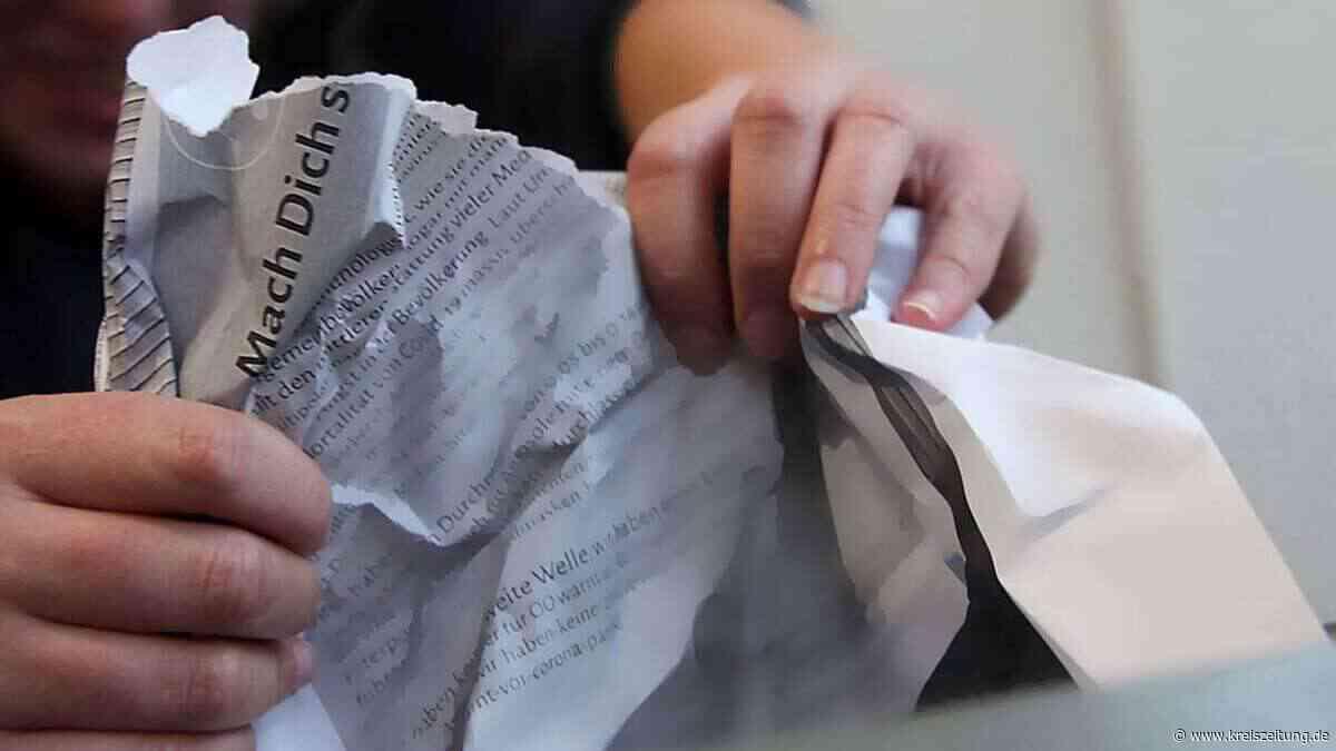 """Corona-Leugner werfen Flyer in Syker Postkasten: """"Völlig unpassend"""" - kreiszeitung.de"""