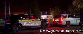 Montérégie: un suspect arrêté après une agression armée à Sainte-Martine