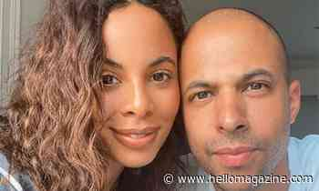 Rochelle Humes reveals big secret behind new home with Marvin
