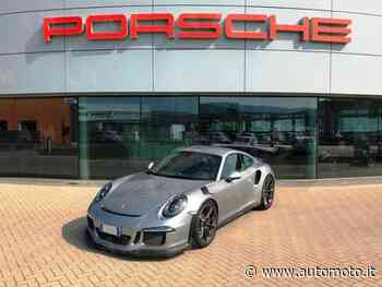 Vendo Porsche 911 Coupé 4.0 GT3 usata a Altavilla Vicentina, Vicenza (codice 7328507) - Automoto.it - Automoto.it
