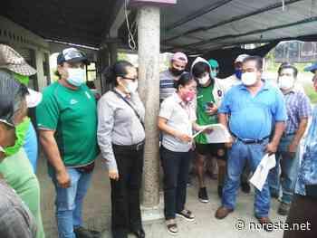Dan acceso a trabajadores libres al panteón de la Santísima Trinidad en Poza Rica - NORESTE