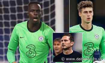 Frank Lampard confirms Edouard Mendy is Chelsea's No 1, not Kepa Arrizabalaga