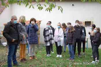 Inauguration au lycée d'enseignement agricole - Le Berry Républicain