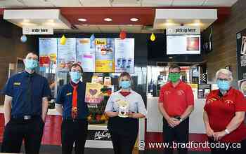 Schomberg McDonald's raises $1,000 for Easter Seals charity over the weekend - BradfordToday
