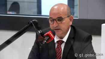Carlos Monteiro promete renunciar salário de prefeito, em entrevista à CBN Paraíba - G1